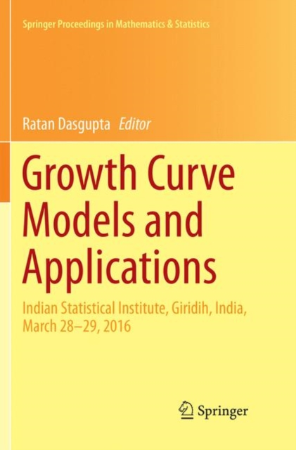 Growth Curve Models and Applications