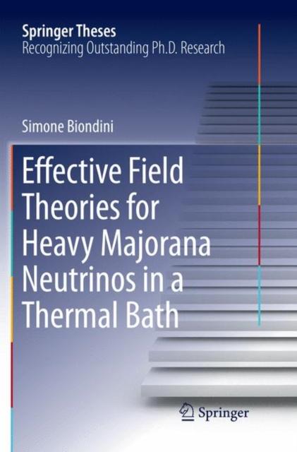 Effective Field Theories for Heavy Majorana Neutrinos in a Thermal Bath