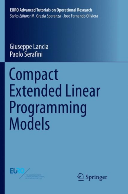 Compact Extended Linear Programming Models