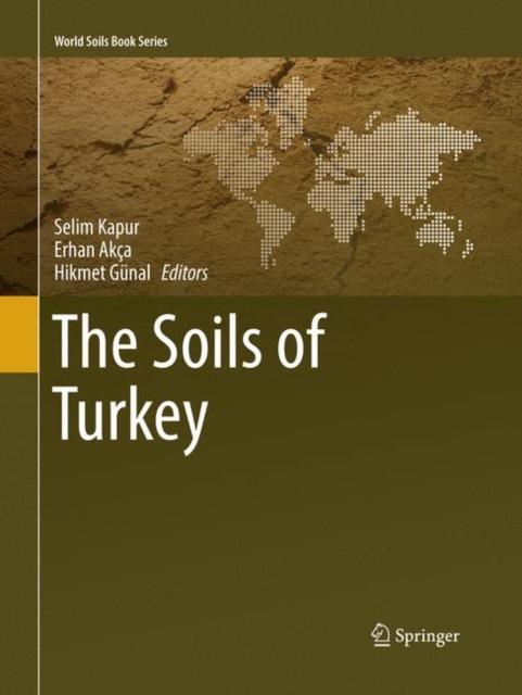 Soils of Turkey