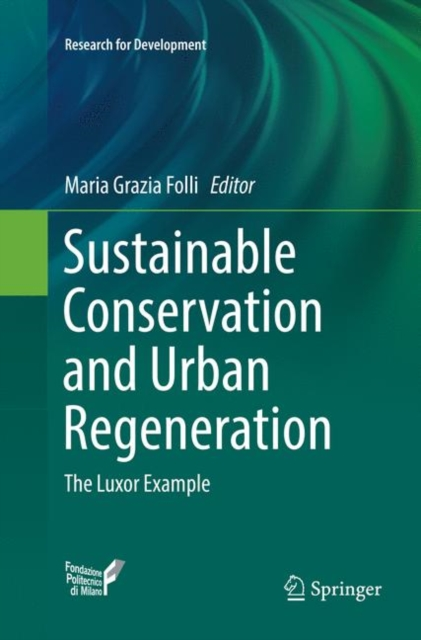 Sustainable Conservation and Urban Regeneration