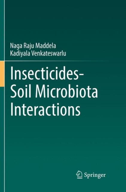 Insecticides Soil Microbiota Interactions