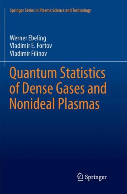 Quantum Statistics of Dense Gases and Nonideal Plasmas