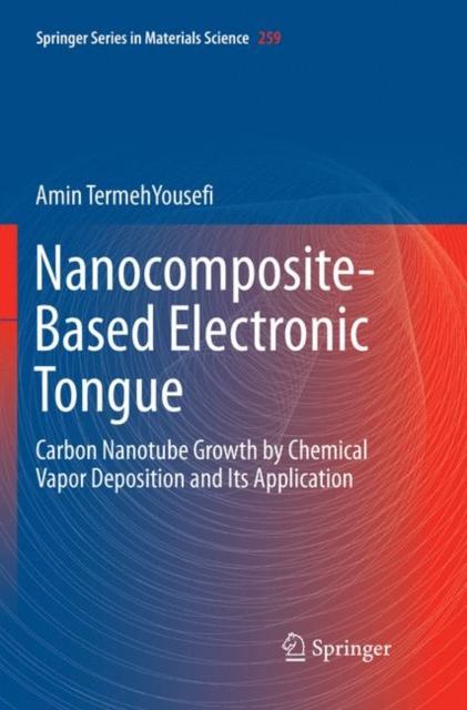 Nanocomposite-Based Electronic Tongue
