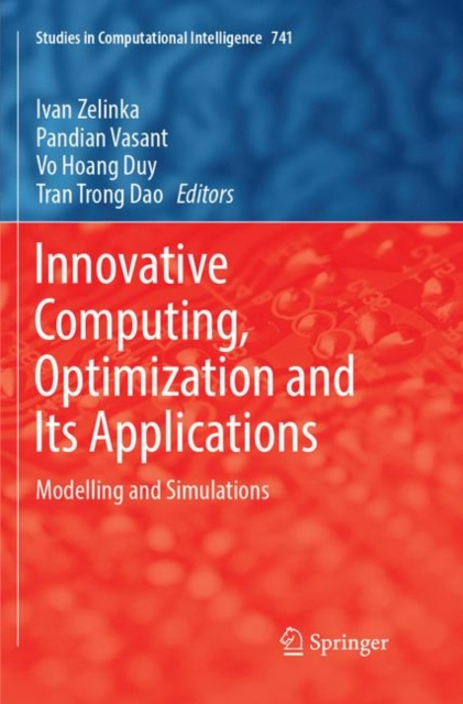 Innovative Computing, Optimization and Its Applications