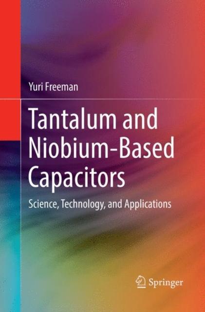Tantalum and Niobium-Based Capacitors