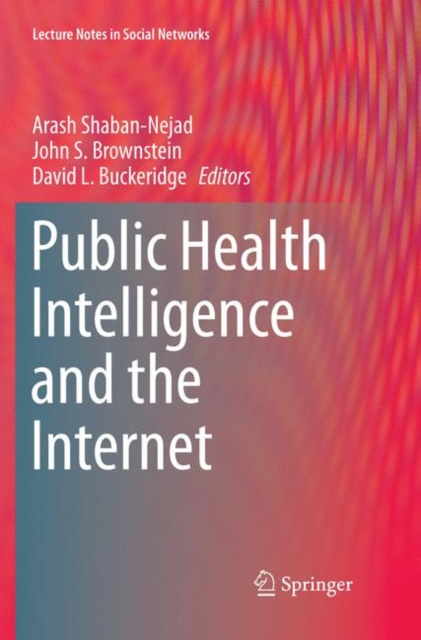 Public Health Intelligence and the Internet