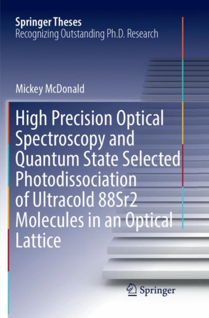 High Precision Optical Spectroscopy and Quantum State Selected Photodissociation of Ultracold 88Sr2 Molecules in an Optical Lattice
