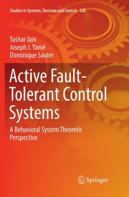 Active Fault-Tolerant Control Systems