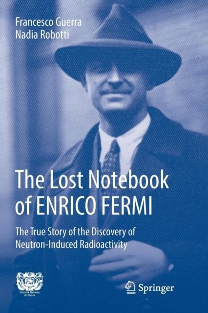 Lost Notebook of Enrico Fermi