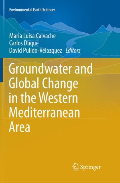 Groundwater and Global Change in the Western Mediterranean Area