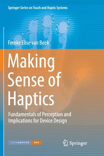 Making Sense of Haptics