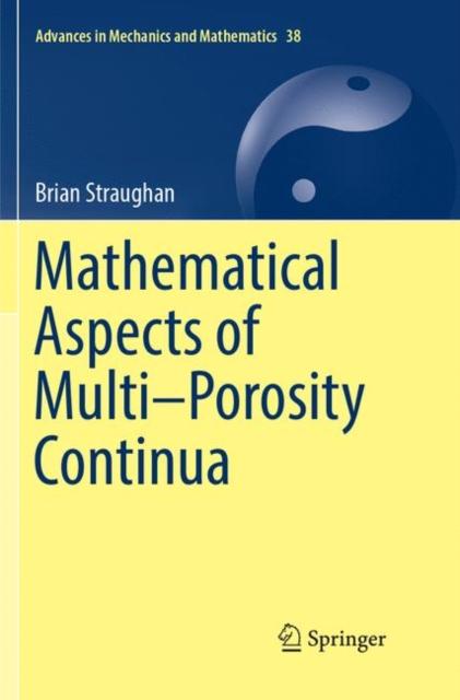 Mathematical Aspects of Multi-Porosity Continua