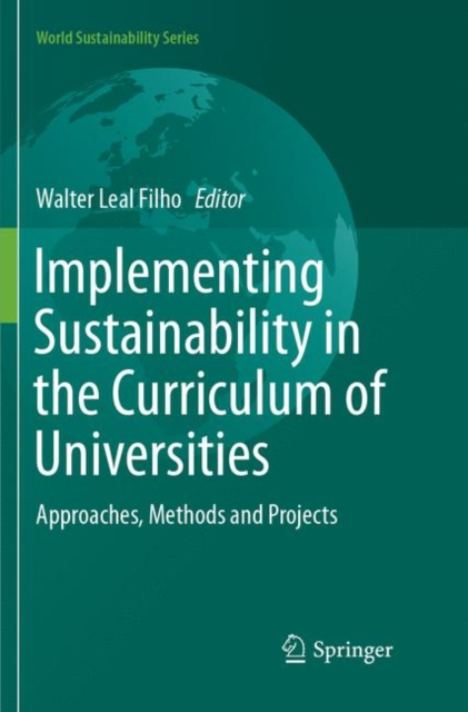 Implementing Sustainability in the Curriculum of Universities