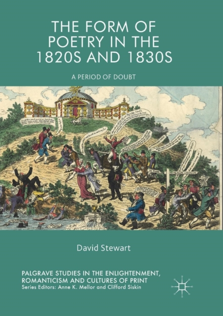 Form of Poetry in the 1820s and 1830s