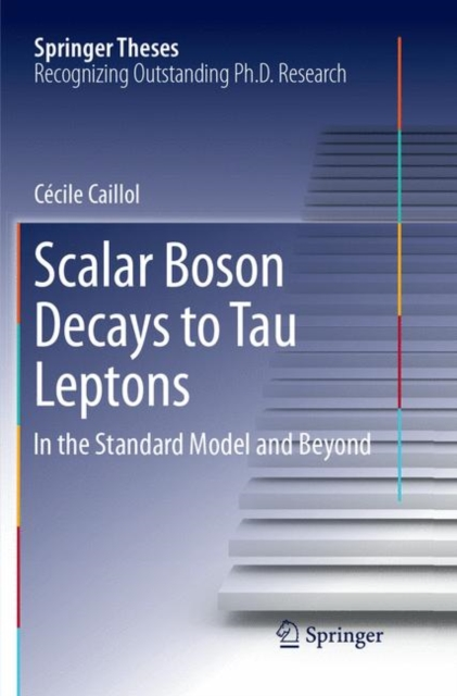 Scalar Boson Decays to Tau Leptons