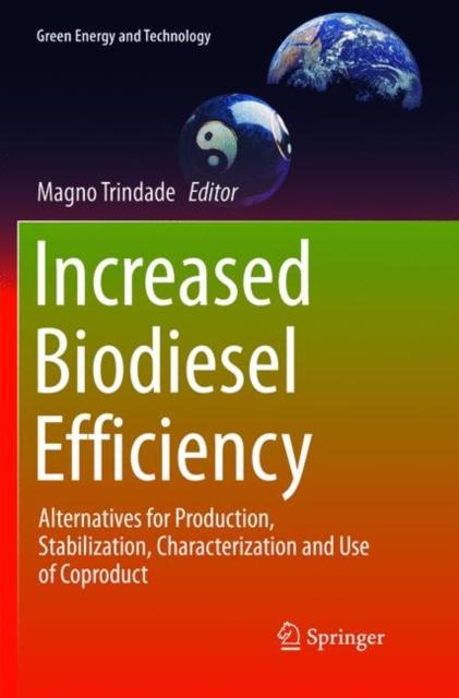 Increased Biodiesel Efficiency