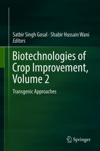 Biotechnologies of Crop Improvement, Volume 2