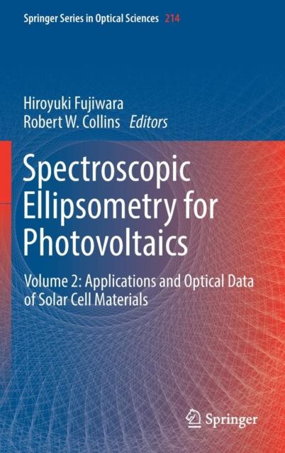 Spectroscopic Ellipsometry for Photovoltaics
