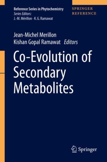 Co-Evolution of Secondary Metabolites