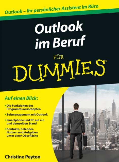 Outlook im Beruf fur Dummies