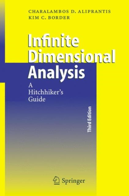 Infinite Dimensional Analysis