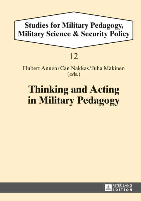 Thinking and Acting in Military Pedagogy