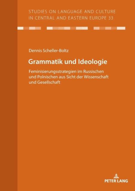 Grammatik Und Ideologie