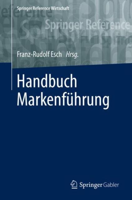 Handbuch Markenfuhrung
