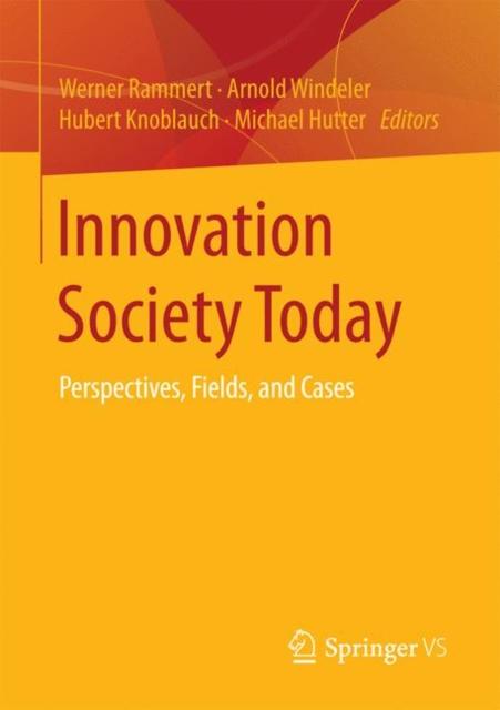 Innovation Society Today