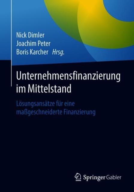 Unternehmensfinanzierung Im Mittelstand