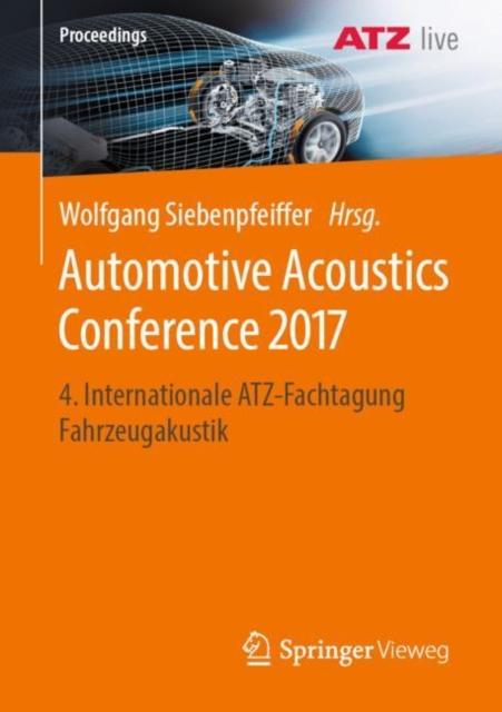 Automotive Acoustics Conference 2017
