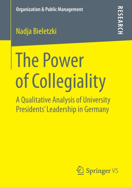 Power of Collegiality