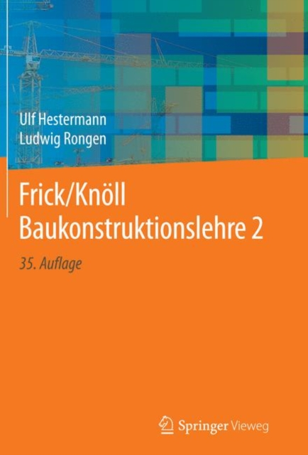 Frick/Knoll Baukonstruktionslehre 2