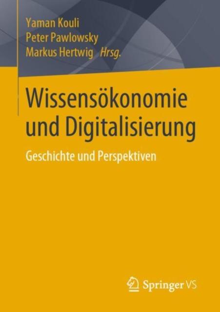 Wissensokonomie und Digitalisierung