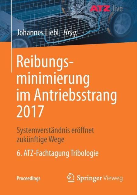 Reibungsminimierung Im Antriebsstrang 2017