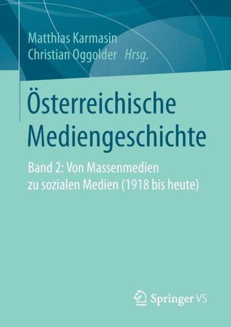 OEsterreichische Mediengeschichte