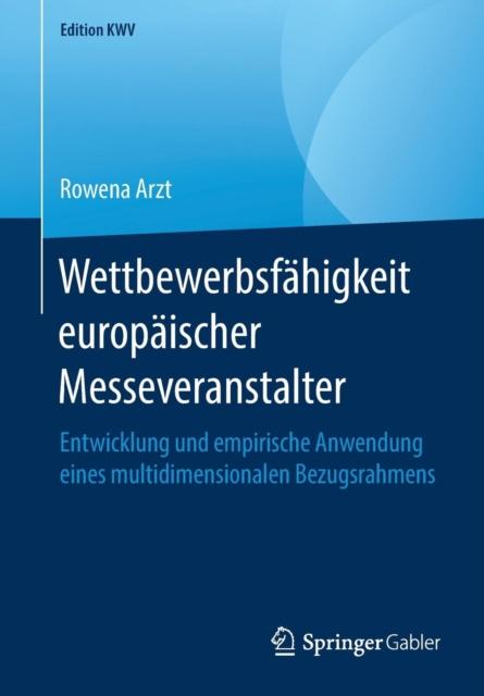 Wettbewerbsfahigkeit Europaischer Messeveranstalter