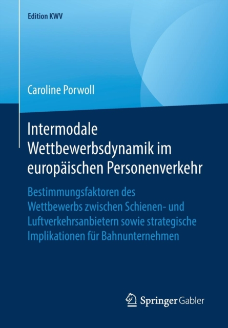 Intermodale Wettbewerbsdynamik Im Europaischen Personenverkehr