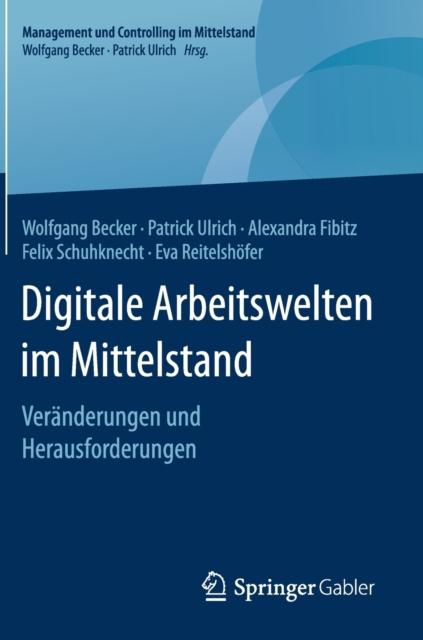 Digitale Arbeitswelten Im Mittelstand