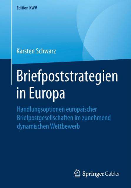 Briefpoststrategien in Europa