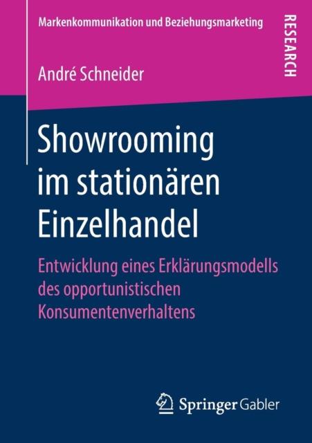 Showrooming Im Stationaren Einzelhandel