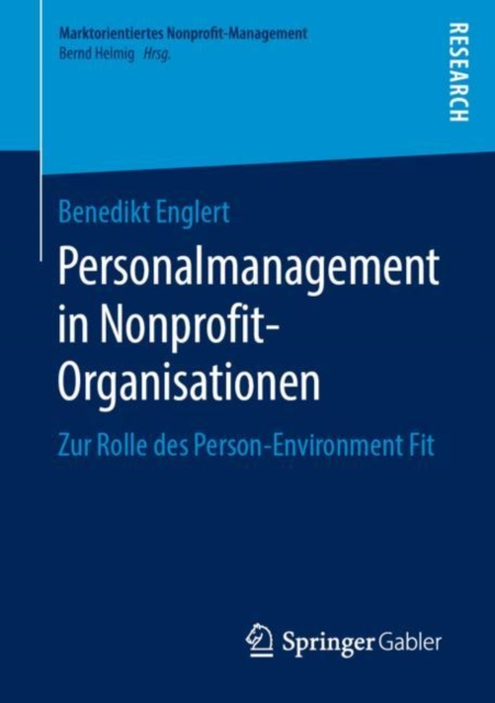 Personalmanagement in Nonprofit-Organisationen