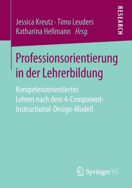 Professionsorientierung in Der Lehrerbildung