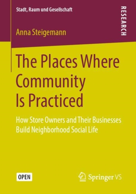 Places Where Community Is Practiced