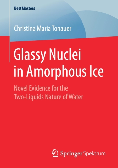 Glassy Nuclei in Amorphous Ice