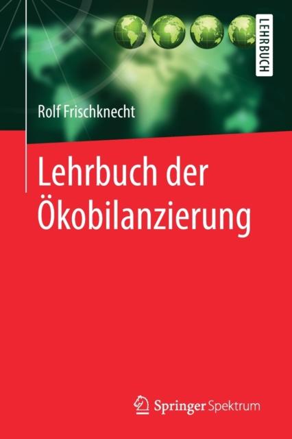Lehrbuch Der OEkobilanzierung