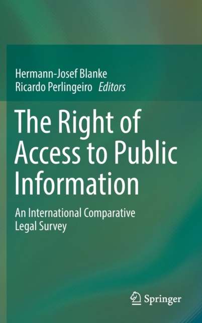 Right of Access to Public Information