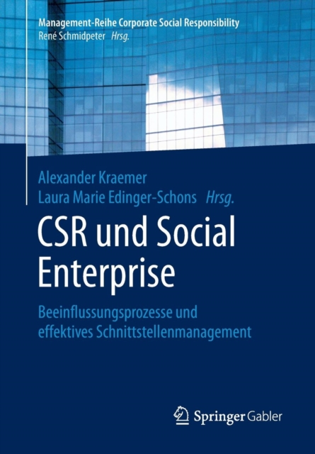 Csr Und Social Enterprise