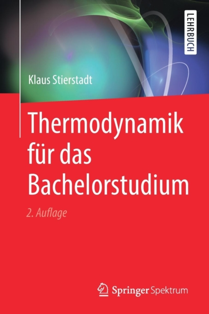 Thermodynamik Fur Das Bachelorstudium